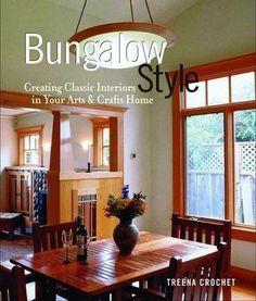 Craftsman Style Home Interiors | Craftsman/bungalow style interiors ...