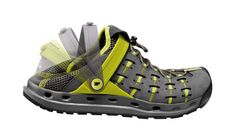 Mountaineering, Salewa, Capsico, clog, Vibram, Croc, the most versatile camping shoe on the planet.