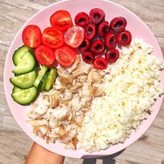 #healthylunch Healthy Food, Healthy Recipes, Health And Nutrition, Cobb Salad, Whole Food Recipes, Lunch, Photo And Video, Fit, Instagram