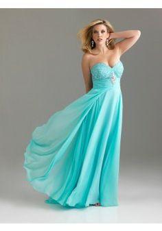 A-line Sweetheart Chiffon Prom Dresses #AUSA0241689 - See more at: http://www.iavivadress.com/prom-dresses/plus-size-prom-dresses.html?p=2#sthash.XqjOp6kE.dpuf