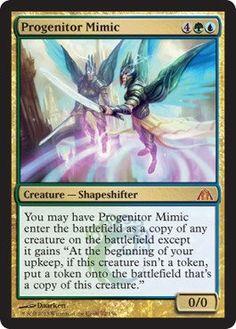 Magic: the Gathering - Progenitor Mimic