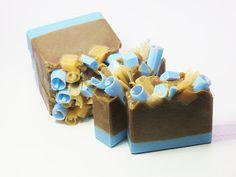 Petals Bath Boutique (Beacon Creations): Breakfast at Tiffany's Cold Proces Soap