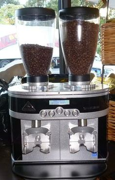 Our fabulous grinder.