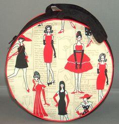 A Little Round Handbag Unique Handbags, The Incredibles, Lady, Accessories, Shopping, Fashion, Moda, Unique Purses, Fashion Styles