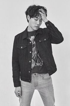 "Ryu Jun Yeol - ""Glory Day"" Poster Shoot"