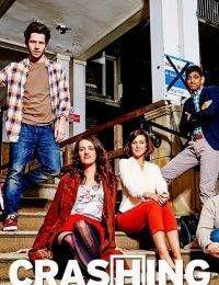 Crashing season 1 poster