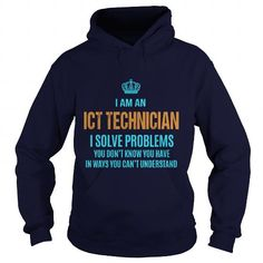 ICT TECHNICIAN I Solve Problems You Don