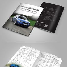 Flyer für eine Autogarage by stealth99dp