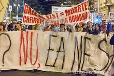 Protests Against Cyanide Gold Extraction At Rosia Montana Editorial Photo - Image of corporation, conservation: 33911381 Bucharest Romania, Destruction, Ecology, Gabriel, Montana, Banner, It Cast, Join, How To Plan
