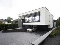 Maas Architecten » woonhuis heemskerk