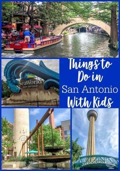 Where to go in san antonio for culture culinary and shopping the things to do in san antonio with kids including the alamo the river walk publicscrutiny Images
