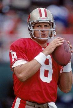 Steve Young #americanfootball #sports #NFL #49ers