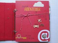 Scrapbox: Reisetagebuch