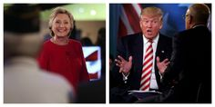 Trump says U.S. generals 'reduced to rubble,' he'd replace some; Clinton defends email use