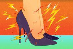The hidden dangers of high heels via @TIMEHealth