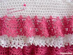 moldes de Lindos Vestiditos a Crochet con Esquemas gratis07
