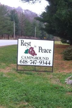 This is one campground i don't want to stay in!