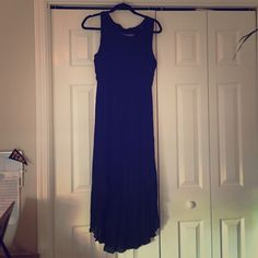 Forever 21 High-Low Black Dress