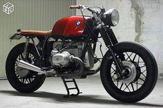 BMW R100/7 bratstyle - cafe racer Motos Paris - leboncoin.fr