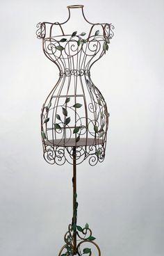Bird Cage Form.