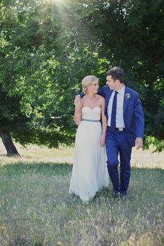 "Ivy & Aster ""Sweet Pea"" wedding dress"