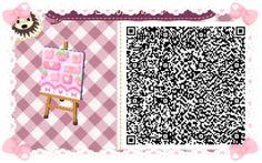 Animal Crossing: New Leaf & HHD QR Code Paths #3