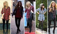 #tendencia #camisa #xadrez #fashion #girls