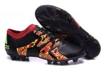 adidas X 15.1 FG/AG Menace Pack (Black/Red)