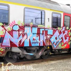 #freight bombing #graffiti