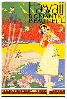 Hawaii | Honolulu Museum of Art | Art Deco Exihibit