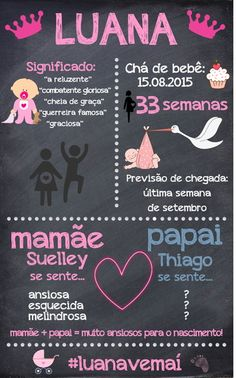 65 New Ideas For Baby Announcement Creative Chalkboards Baby Lulu, Baby Chloe, Baby Boy Newborn, Baby Kids, Creative Baby Announcements, Baby Bump Cakes, Baby Tea, Do It Yourself Decorating, Baby Drawing