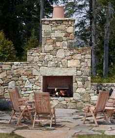 Photo: Lynn Karlin | thisoldhouse.com | from All About Built-in Barbecue Pits