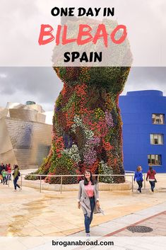 The Perfect Itinerary for One Day in Bilbao, Spain - Brogan Abroad If you only have one day in Bilbao you can still make the most of it by combining a visit to the Guggenheim Museum and a trip to Gaztelugatxe, amongst other things that you can do. Europe Destinations, Europe Travel Tips, European Travel, Travelling Europe, Backpacking Europe, Travel Abroad, Bilbao, Eurotrip, Valencia