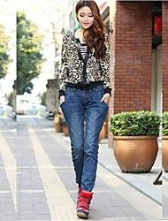 Women's New Zipper Fashion Jeans Save up to 80% Off at Light in the Box with Coupon and Promo Codes.
