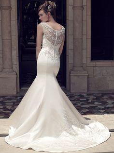 Casablanca Bridal Spring Collection 2014 | Nadyana Magazine
