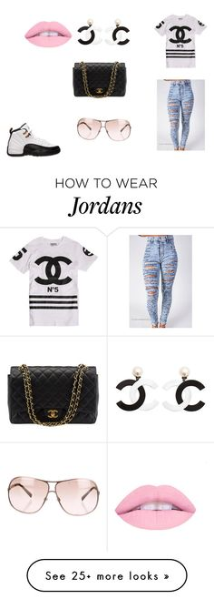 """chanel"" by shaniyaruss4507 on Polyvore featuring Retrò and Chanel"