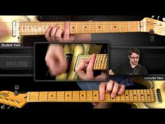 Doobie Brothers Long Train Runnin' Guitar Lesson - YouTube