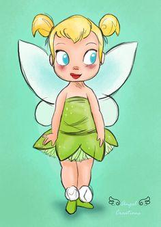 Little Tinkerbell by Eingel91
