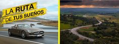 La Ruta de Tus Sueños,  El País Vasco y El Mercedes SLS AMG Roadster