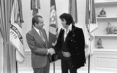 Elvis and Nixon: the weirdest White House meeting ever - Telegraph