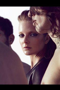 Camilla Akrans for Vogue