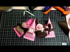 Valentine Treat Containers & Cards - YouTube