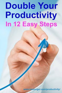 Time Management Tips | TaskAngel To-Do List combines power and simplicity in a unique productivity tool, powerful enough to manage complex and critical projects, and yet simple enough to run your shopping list. #productivity