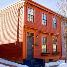 Photo: Aaron Ewer | thisoldhouse.com | from Best Old House Neighborhoods 2011: Rowhouses