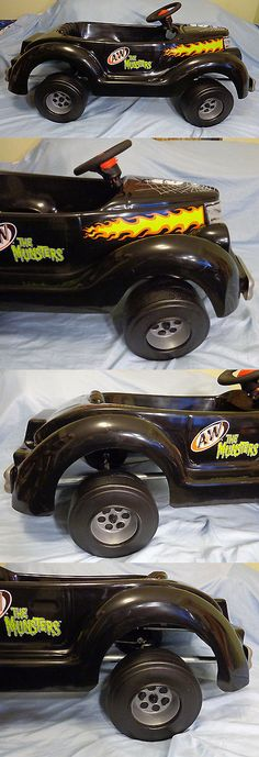 Munsters 20915: The Munsters Pedal Car A And W Root Beer 43 L 1999 Ltv Steel Company Koach Promo -> BUY IT NOW ONLY: $1000 on eBay!