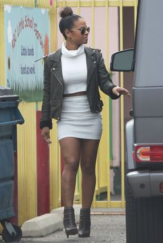 Christina Milian, fall outfit, black womens inspiration, spring outfit, celebrity style, street style, black girl