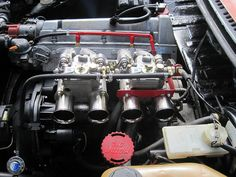 Saab H engine, two double Weber carbs. Saab Turbo, Saab 900, Formula One, Volvo, Cars And Motorcycles, Engineering, Euro, Portugal, Dreams