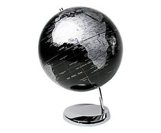 Deko-Globus World, H 40 cm
