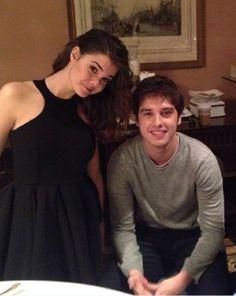 Maia and David