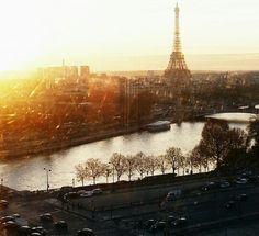 Paris, Tour Eiffel  Eiffeltower, Seine